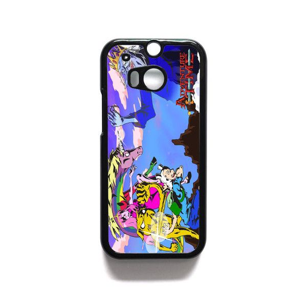 Adventure Time Wow 3 HTC One M7 M8 iPod Touch 4 5 Case Cover