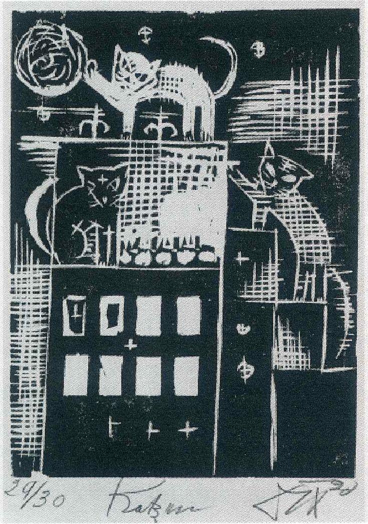 Pragerstrasse, 1920 by Otto Dix. Dada. allegorical painting. Staatsgalerie Stuttgart, Stuttgart, Germany.CATS.