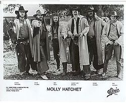 Molly Hatchet - Wikipedia, the free encyclopedia