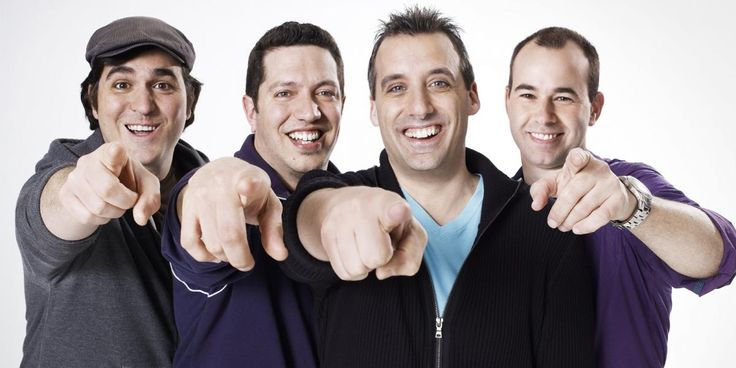 Impractical Jokers | Comedy Central