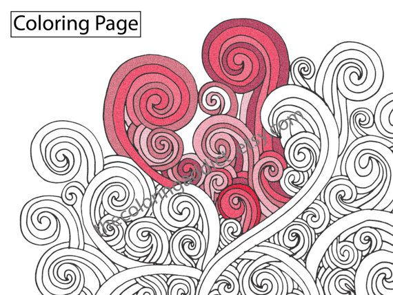 150 best Adult Coloring Pages images on Pinterest Coloring books