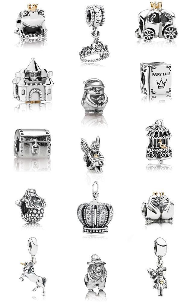 Coleção Conto de Fadas Pandora ✌▄▄▄>>>>>>Pandora Jewelry 80% OFF! $10~$200 >>>Visit>> http://pandoraonsale.site/ ✌▄▄▄