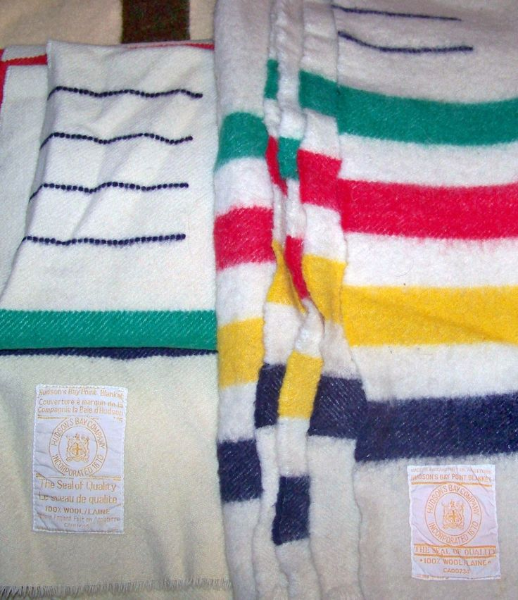 169 Best Vintage Hudson Bay Company Stripes Images On