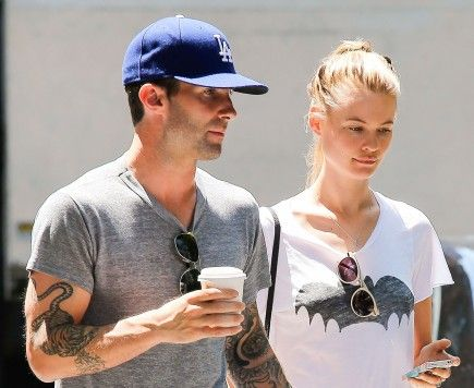 Adam Levine Reaches Out to Ex-Girlfriends - Photo: Teach/FAMEFLYNET PICTURES