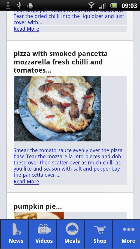 32 best free jamie oliver android app images on pinterest jamie watch jamie oliver cooking videos at httpwebmobileapp forumfinder Images