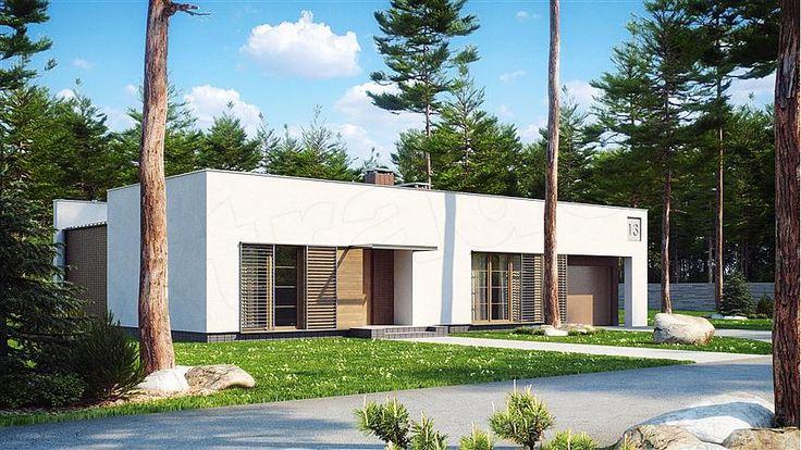 Projekt domu Zx13