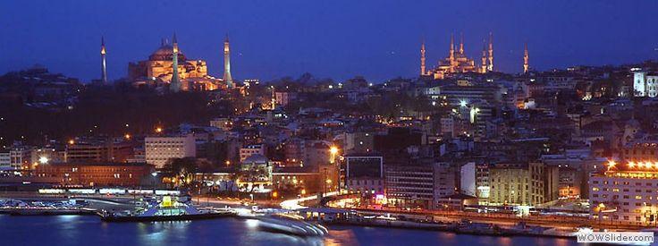 Moja omiljena panorama Istanbula