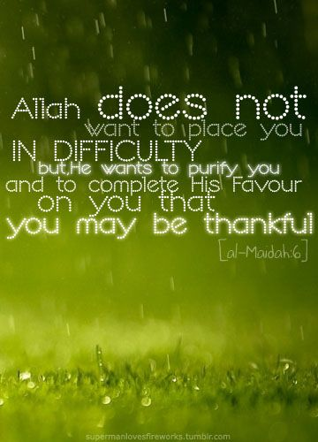 Times of Difficulty