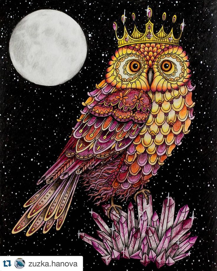 I Wish You Goodnight With This Great Coloring By Zuzkahanova That Found