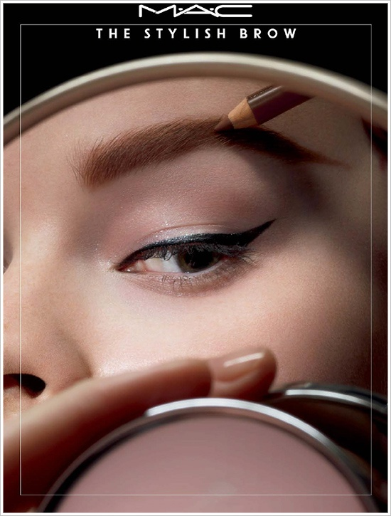 MAC The Stylish Brow Collection for Spring 2013