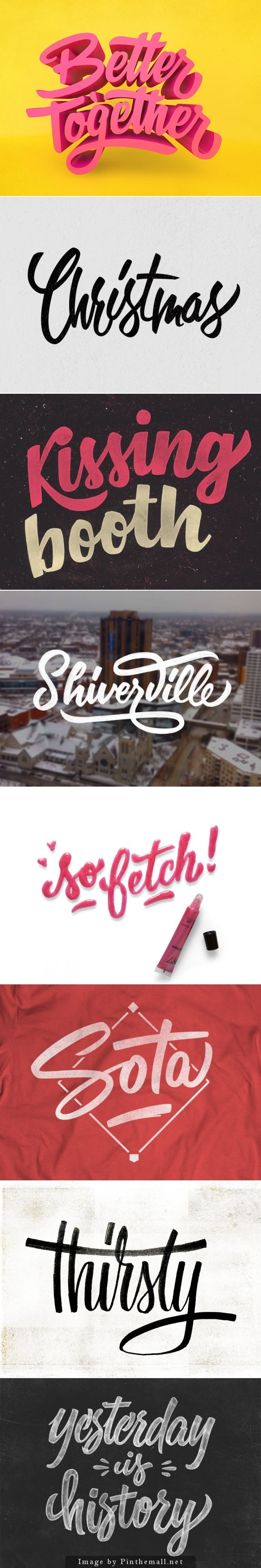 Mike Greenwell, Letterer - created via http://pinthemall.net