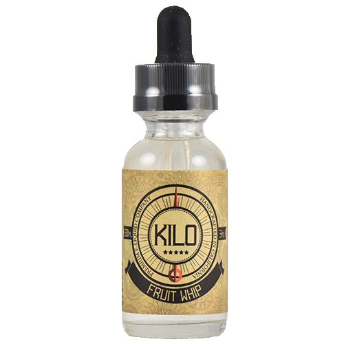 Kilo eLiquids Fruit Whip - The Mouth Watering Taste Of Fruit Whip!!70% VG