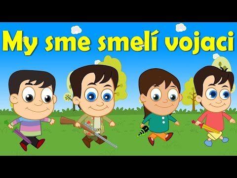Kohútik jarabý | Slovenské detské pesničky | Cockerel Song in Slovak - YouTube