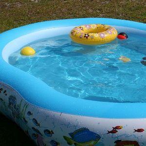 pool ideas on pinterest kiddie pool dog pools and plastic baby pool