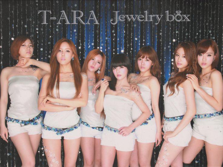 T ara - Jewelry Box