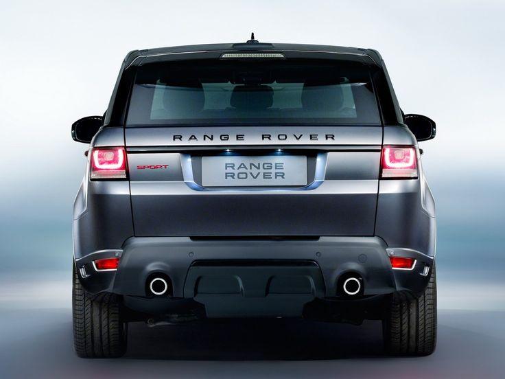 Primeras fotos oficiales del nuevo Range Rover Sport 2014 - Blog ...