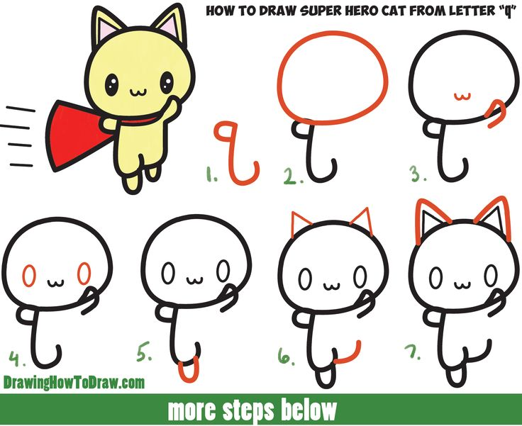 342 best drawing for kids images on pinterest step by for Good drawing tutorials for beginners