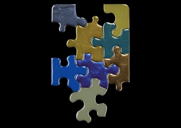 Photographer : Bruno Vautrelle -  varnish puzzle