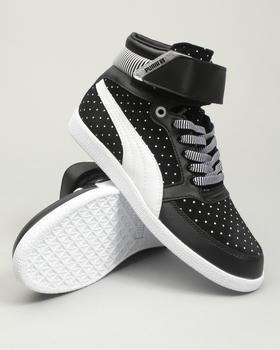 Puma - Skylaa Hi Polka Dot Womens Sneakers