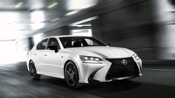 2020 Lexus Gs 350 F Sport Black Line Special Edition Makes Two Cases For Itself In 2020 Lexus Dream Cars Jeep Car Inspiration