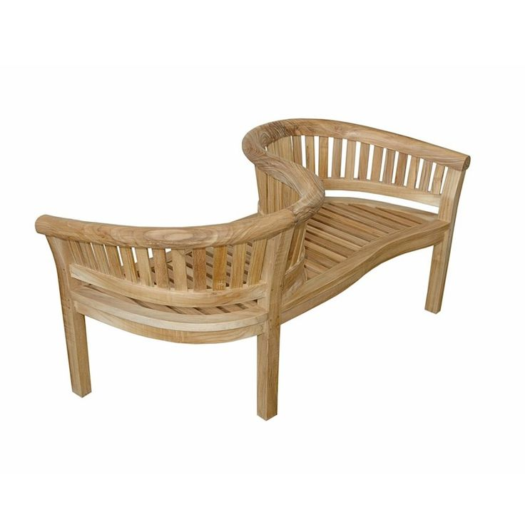 Wooden Garden Furniture Love Seats best 25+ teak garden bench ideas on pinterest | work in uk