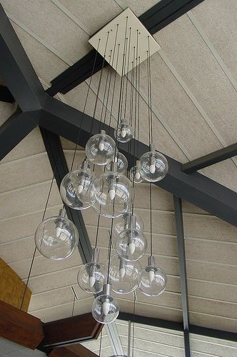 modern chandelier - Google Search