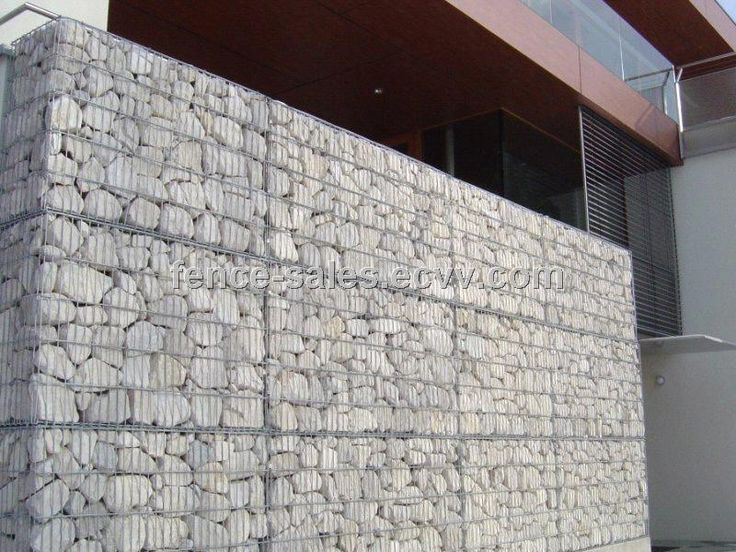 126 best gabion walls images on Pinterest Gabion wall Walls and