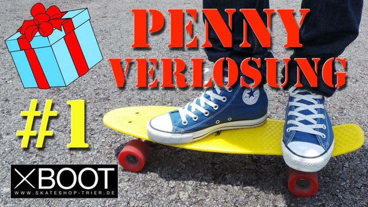 Penny Board Verlosung und Anleitung zum selber bauen #1