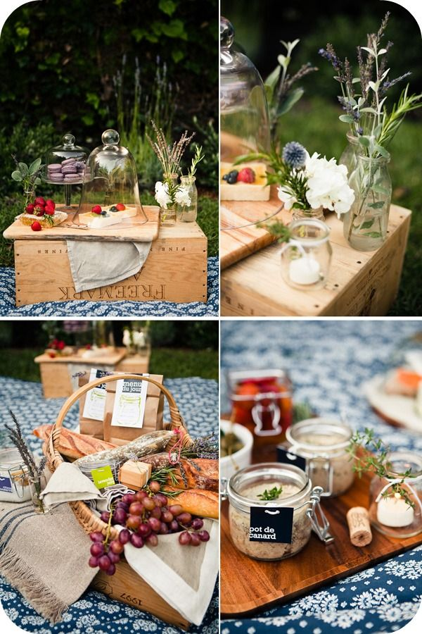 Sweet as a Candy: Provencal pic nic