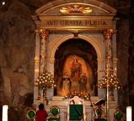 La Virgen de Las Lajas
