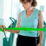 A common fitness injury, especially for someone in their 40s, is a rotator cuff strain or tear. Prevent and strengthen your shoulder with these three moves.