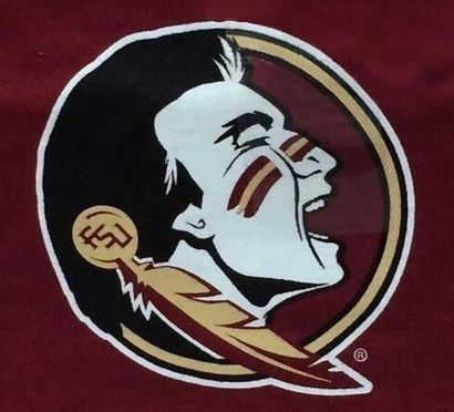 DISLIKE the new FSU logo...bring me back the logo with the bacon on his cheek... i like bacon