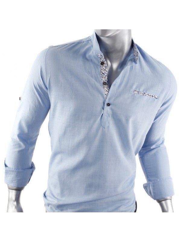 Hâkim Yaka Erkek Gömlek Modelleri - http://www.bayanlar.com.tr/hakim-yaka-erkek-gomlek-modelleri/