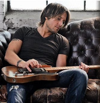 Country music (especially Keith Urban❤)