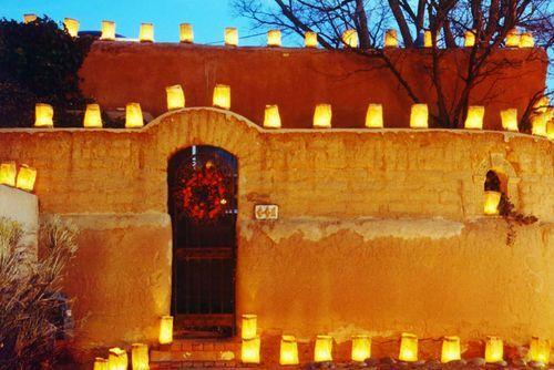 Southwest Christmas Lights Decorations