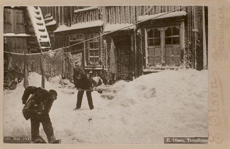 1ste Mai 1900 fra marcus.uib.no
