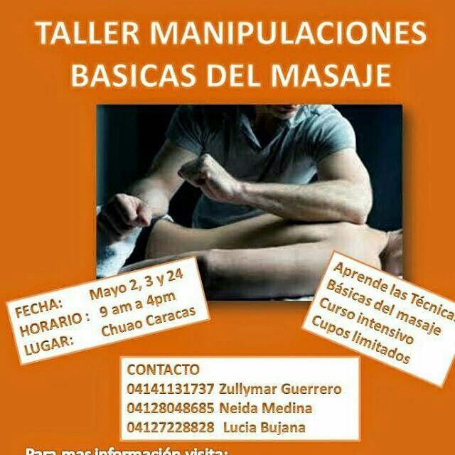 Te invito a entrar en el maravilloso mundo del masaje.