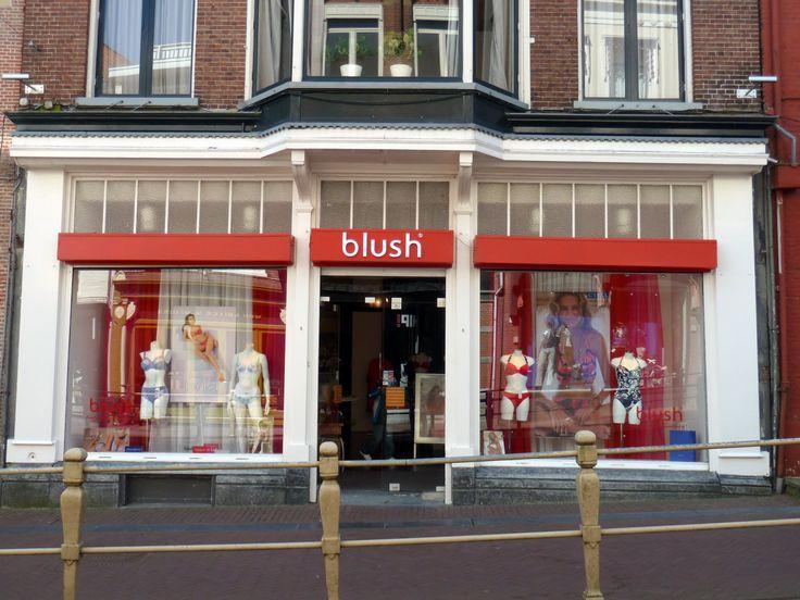 Blush Lingerie winkel gevel