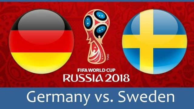 Germany Vs Sweden Full Match Replay 23 June 2018 Germany Vs Germany Vs Sweden Sweden