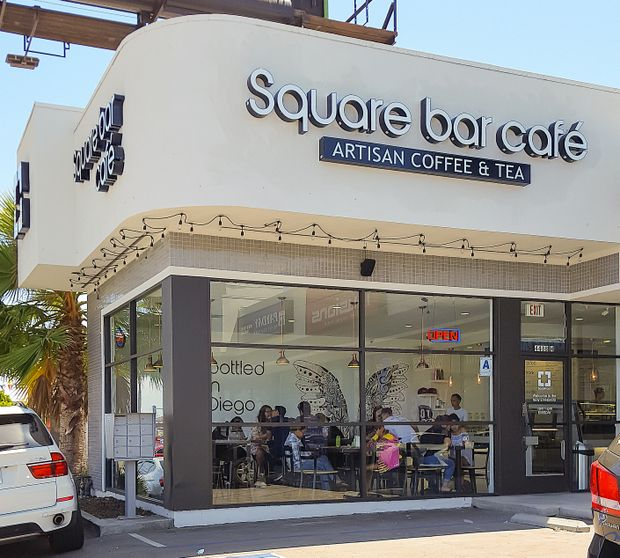 Square Bar Cafe opened this weekend and I couldn't be more excited. I've shared my obsession with the creative and picture-worthy desserts that have popped up in Orange County and Los Angeles and was wondering when San Diego would have one of its own– and now it finally does. The cafe offers a variety of trendy drinks and …