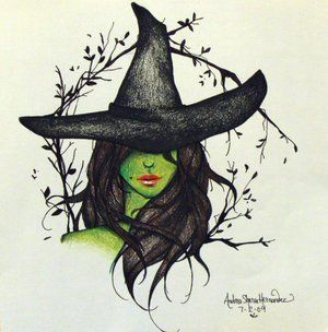 """If I'm flying solo, at least I'm flying free..."" <3 Elphaba & Wicked"