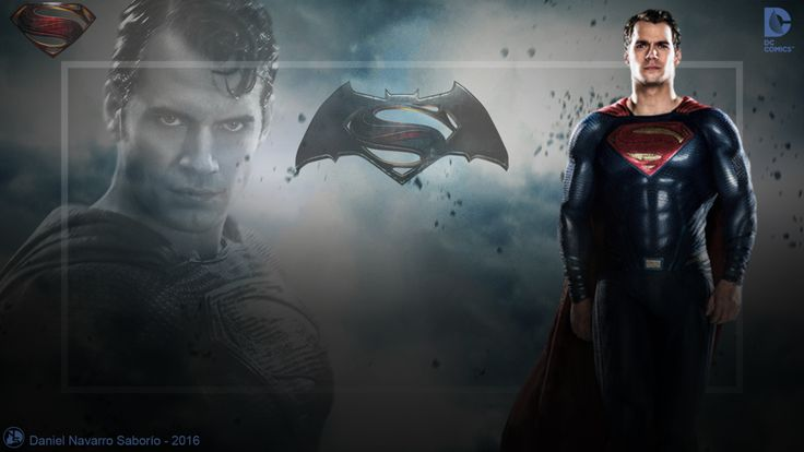 Superman Movie BvS Wallpaper by DanielNS116.deviantart.com on @DeviantArt