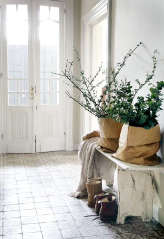 """This spacious entrance is from our feature """"December's Buzz"""""""