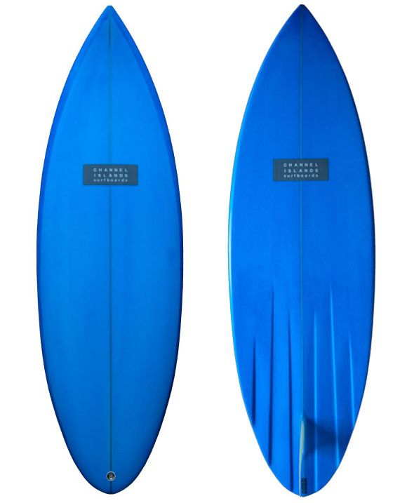 Single Fin by Tom Curren, from Channel Islands #surfiswhatwedo