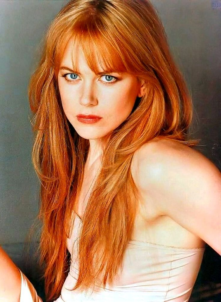 she is my inspirational female actress beauty wise. shes gorgeous and has great hair