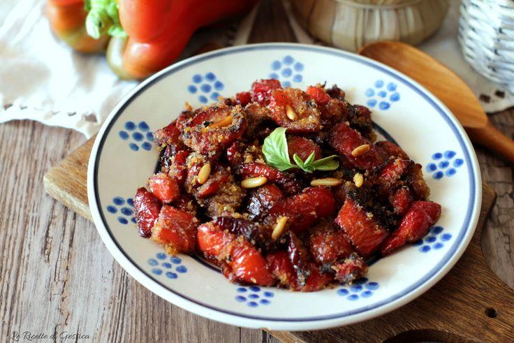 Peperoni ammollicati  - Ricetta Siciliana