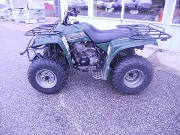 used 2001 yamaha 250 beartracker four wheeler atv for sale in brutus mi. Black Bedroom Furniture Sets. Home Design Ideas