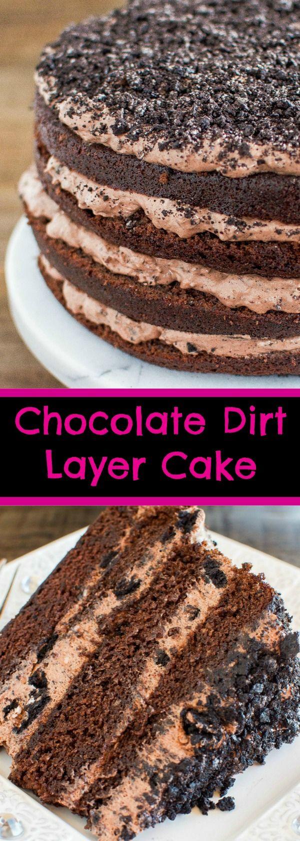 homemade-chocolate-cake-layered-with-chocolate-oreo-dirt-2