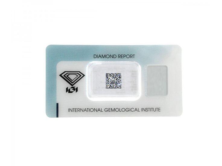 Diamante Certificato IGI Carati 0,41 Colore D Purezza VVS1 Codice Prodotto: G7E58788