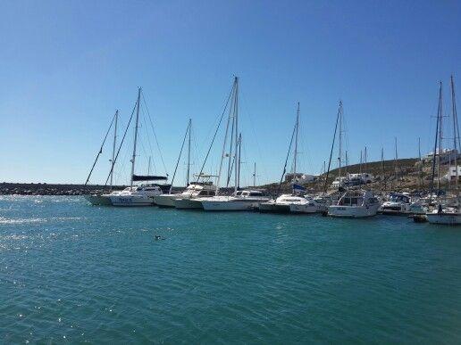 The marina yacht club #ClubMykonosResort